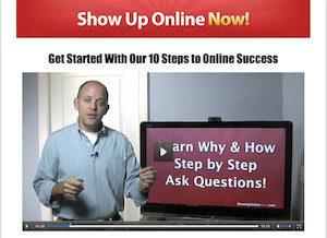 Learn the 10 Steps to Online Success - What, why and how!