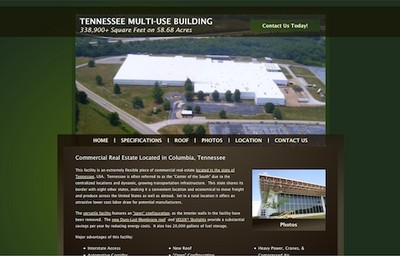Visit the Tennessee Multi-Use Building Web Site