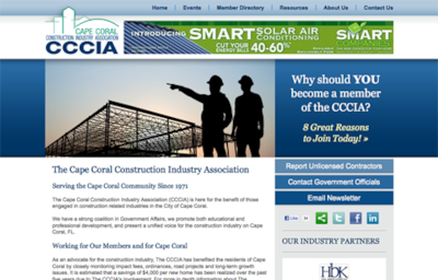 Visit the CCCIA Website