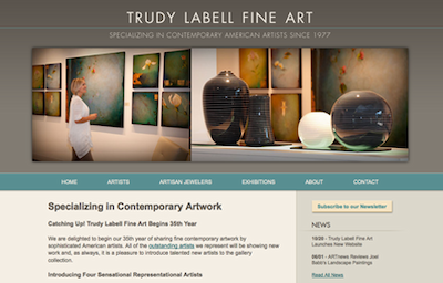 Visit the Trudy Labell Fine Art Website