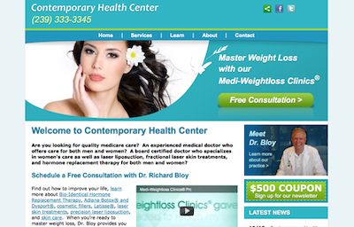 Visit the Contemporary Health Website