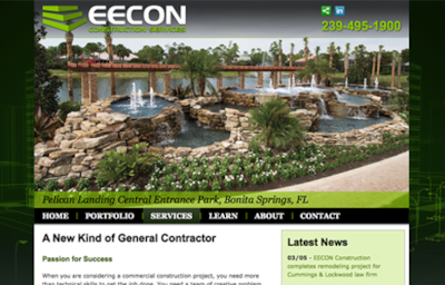 Visit the EECON Website