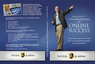 7 Fundamentals of Online Success DVD