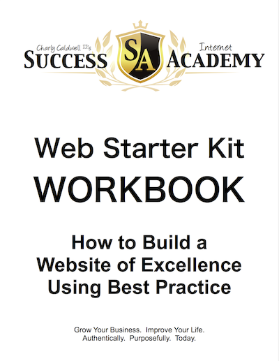 The Web Starter Kit Workbook