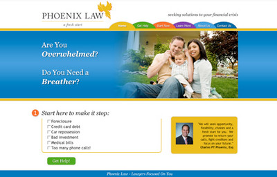 Phoenix Fresh Start Web Site