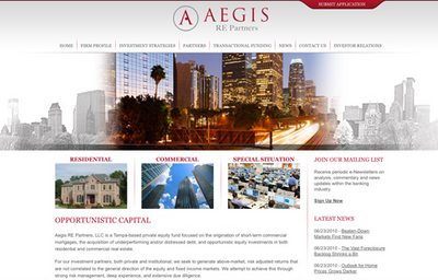 Aegis RE Partners