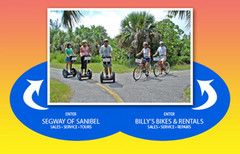 Billy's Bike Rentals & Segway Tours