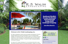 RS Walsh Landscaping