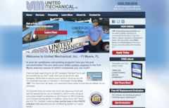 Fort Myers AC Repair - United Mechanical, Inc.