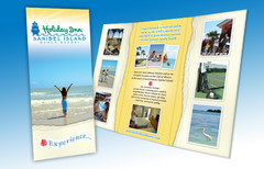 Sanibel Holiday Inn Brochure