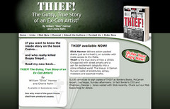 Thief True Story - The Book!