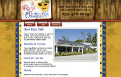 Over Easy Cafe - Sanibel