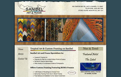 Sanibel Art & Frame