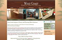 West Coast Cabinets & Closets