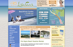 Lahaina Island Accommodations