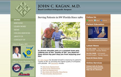 Dr. Kagan Orthopaedic Surgery