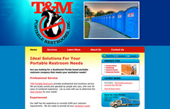 T&M Portable Restrooms