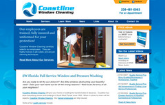 Naples & Fort Myers Window Cleaning & Washing - Coastline