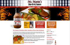 Ms. Mattie's Bar-B-Q Sauce